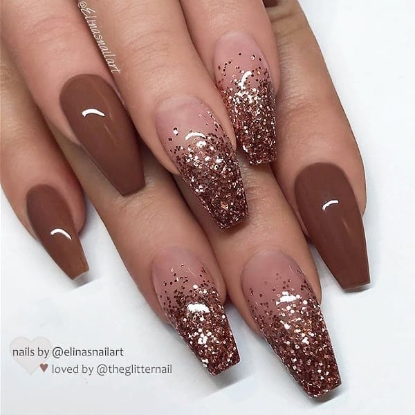 winter nail 20200201147 - 190+ Amazing Spring And Winter Nail Designs Ideas