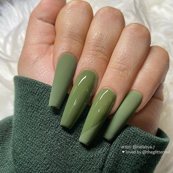 winter nail 20200201150 - 190+ Amazing Spring And Winter Nail Designs Ideas