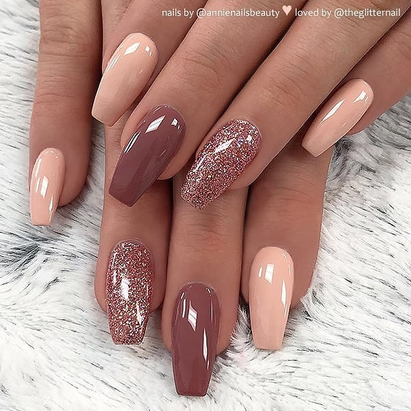 winter nail 20200201151 - 190+ Amazing Spring And Winter Nail Designs Ideas