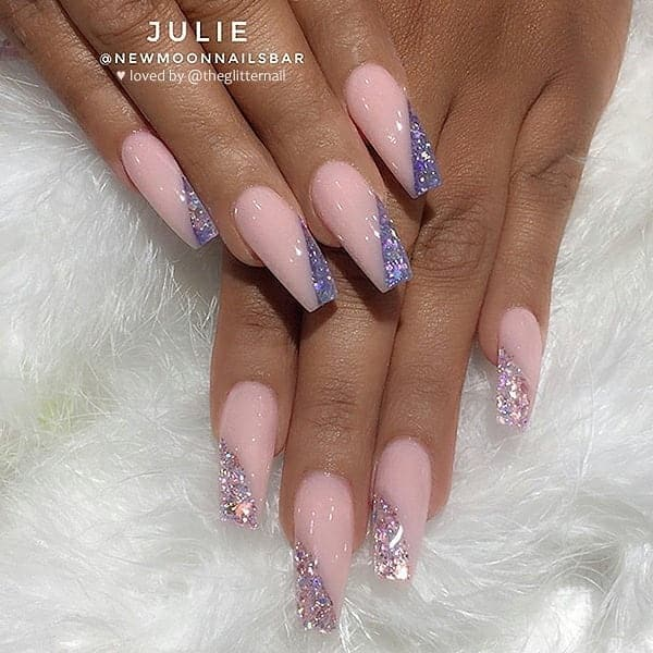 winter nail 20200201169 - 190+ Amazing Spring And Winter Nail Designs Ideas