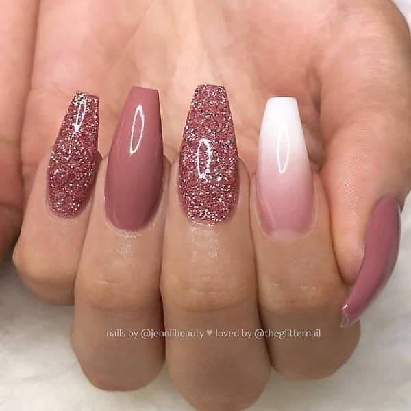 winter nail 20200201176 - 190+ Amazing Spring And Winter Nail Designs Ideas