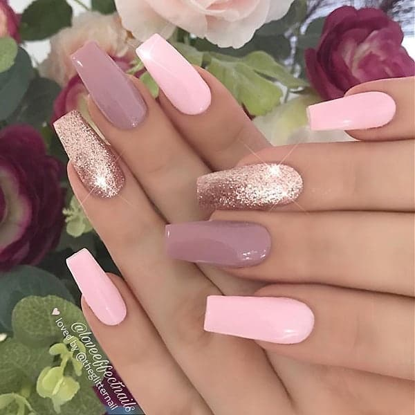 winter nail 20200201178 - 190+ Amazing Spring And Winter Nail Designs Ideas