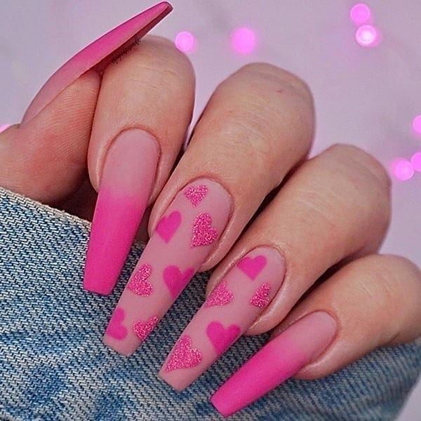 winter nail 2020020127 - 190+ Amazing Spring And Winter Nail Designs Ideas
