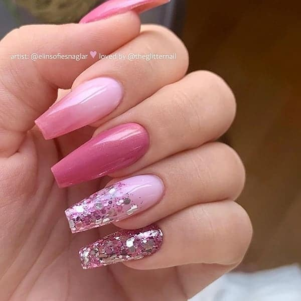 winter nail 2020020149 - 190+ Amazing Spring And Winter Nail Designs Ideas