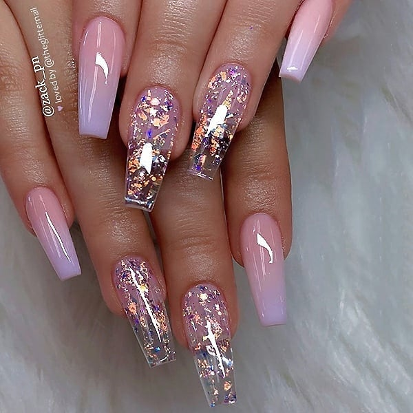 winter nail 2020020162 - 190+ Amazing Spring And Winter Nail Designs Ideas