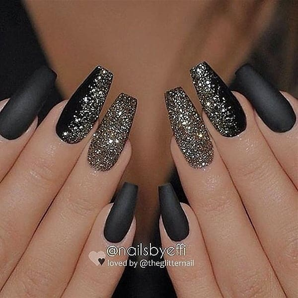 winter nail 2020020173 - 190+ Amazing Spring And Winter Nail Designs Ideas