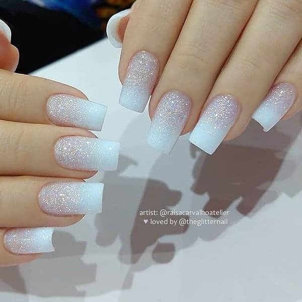 winter nail 2020020175 - 190+ Amazing Spring And Winter Nail Designs Ideas