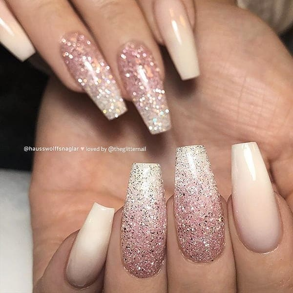 winter nail 2020020176 - 190+ Amazing Spring And Winter Nail Designs Ideas