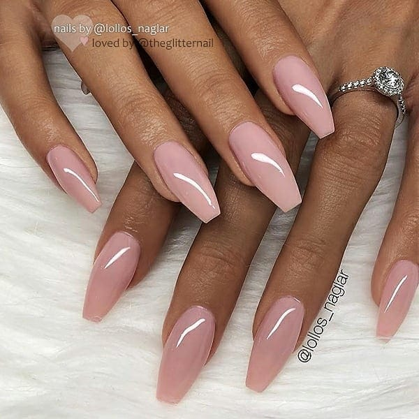 winter nail 2020020196 - 190+ Amazing Spring And Winter Nail Designs Ideas