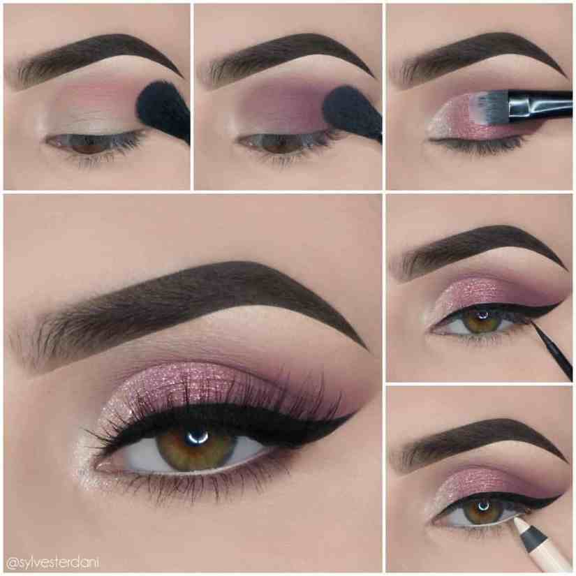 eye makeup step by step 2020022601 - Best Eye Makeup Step By Step for Beginners