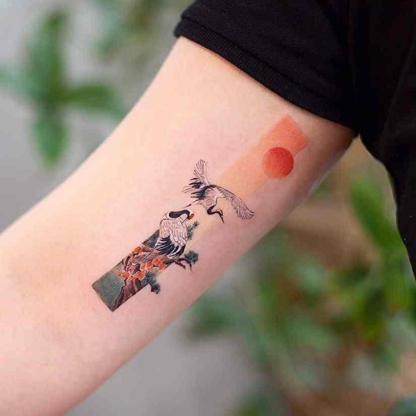 frame tattoo 2020050203 - Exquisite Frame Tattoo Designs Shock You