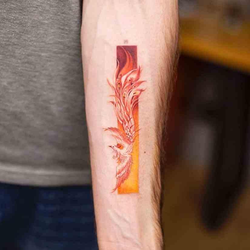 frame tattoo 2020050214 - Exquisite Frame Tattoo Designs Shock You