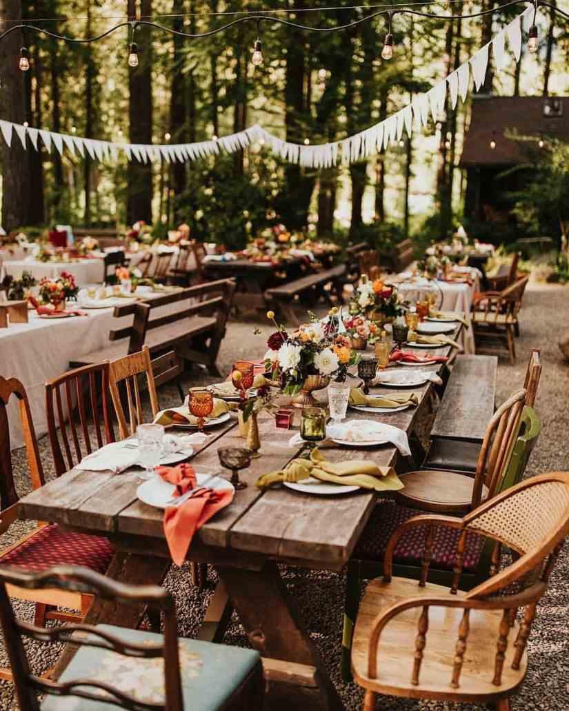 rustic wedding 2020062501 - Rustic Wedding Ideas Inspire Your Big Day