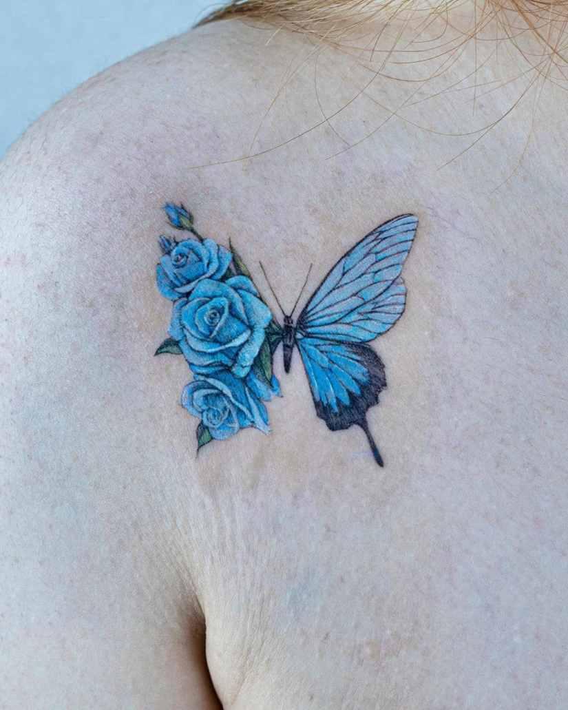 Butterfly tattoo designs 2020080216 - 20+ Best Butterfly Tattoo Designs 2020