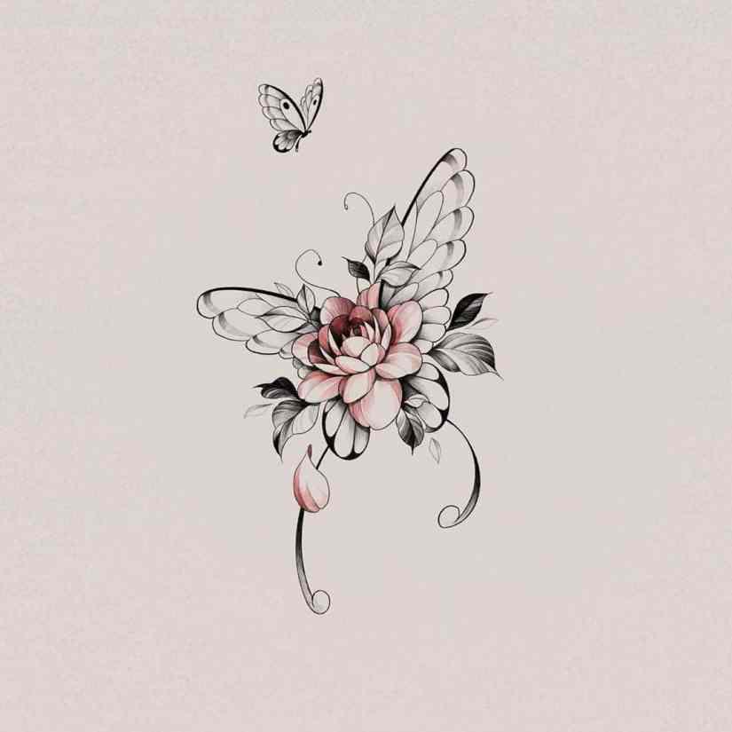 Butterfly tattoo ideas 2020080810 - Best Butterfly Tattoo Ideas 2020 You Will Love