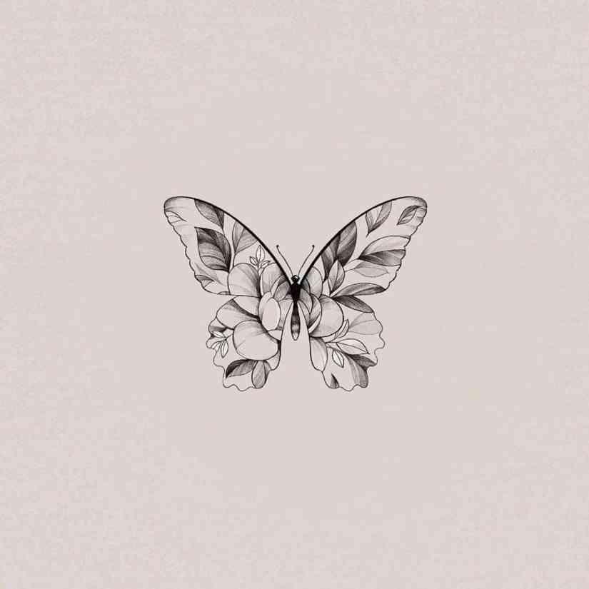 Butterfly tattoo ideas 2020080815 - Best Butterfly Tattoo Ideas 2020 You Will Love