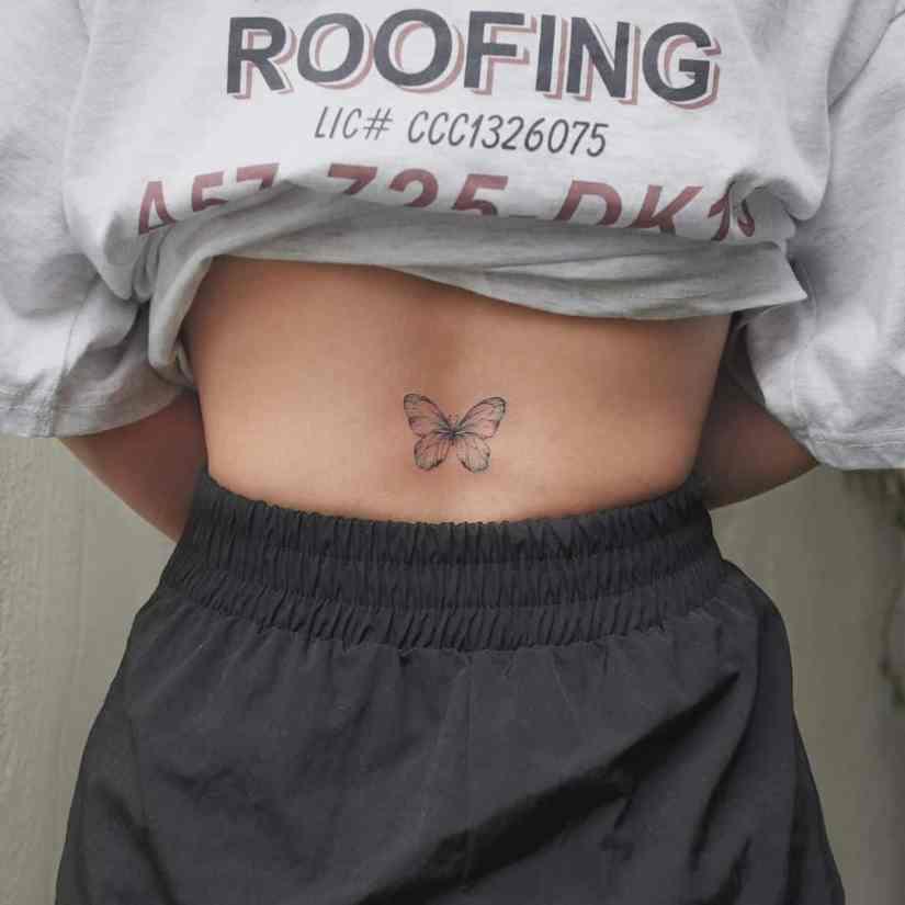 Butterfly tattoo ideas 2020080816 - Best Butterfly Tattoo Ideas 2020 You Will Love