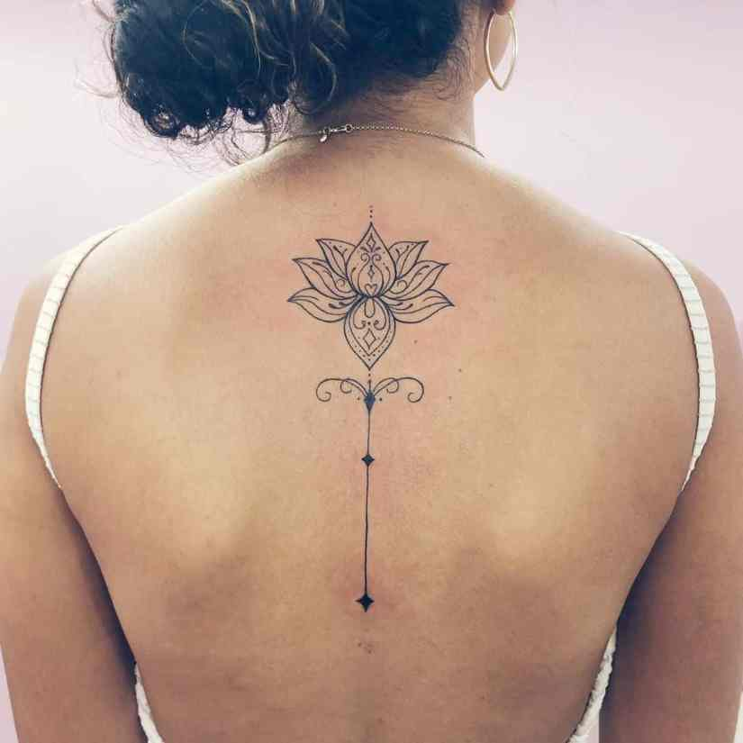 Lotus Tattoos 2020081912 - 20+ Amazing Lotus Tattoos & Meanings