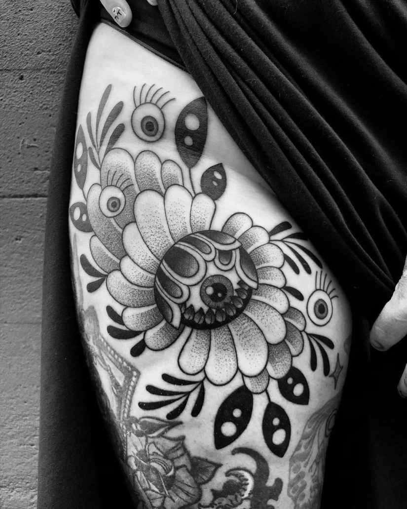 Peony Tattoo 2020091409 - 15 Gorgeous Peony Tattoo Ideas and Meanings