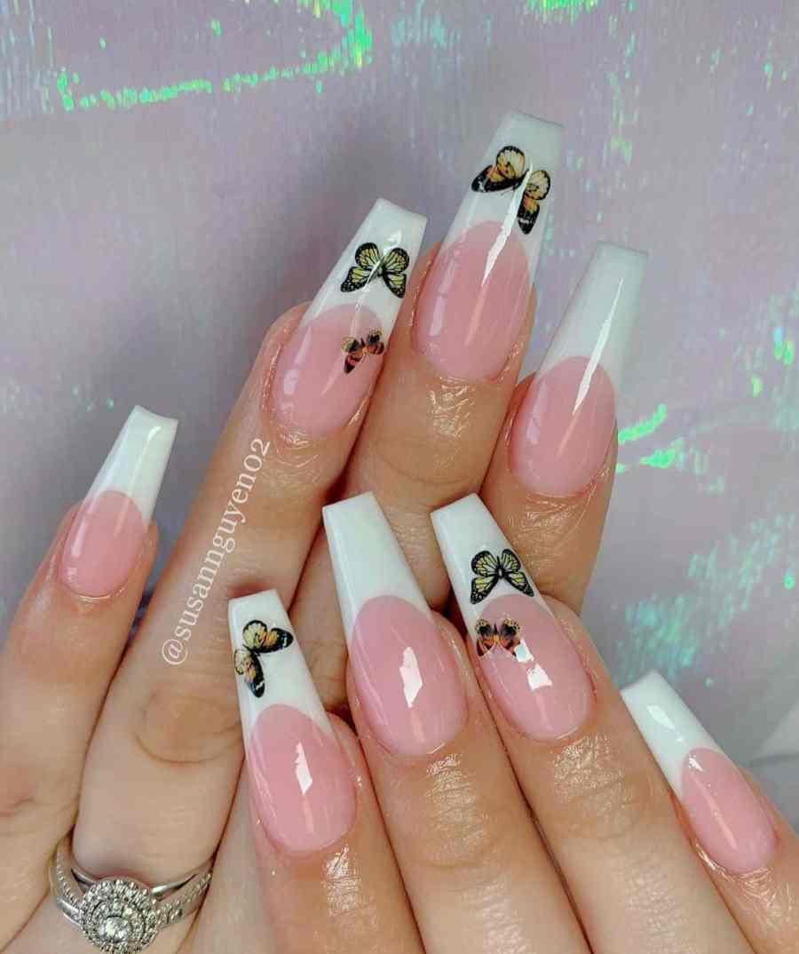 Spring Nails 2021020515 - 10+ Fashion Spring Nails Design 2021