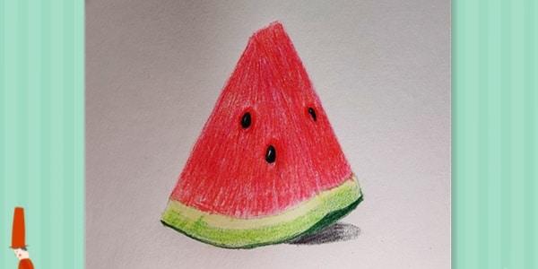 draw watermelon-20210717