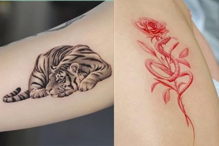 Animal Tattoos-20210830
