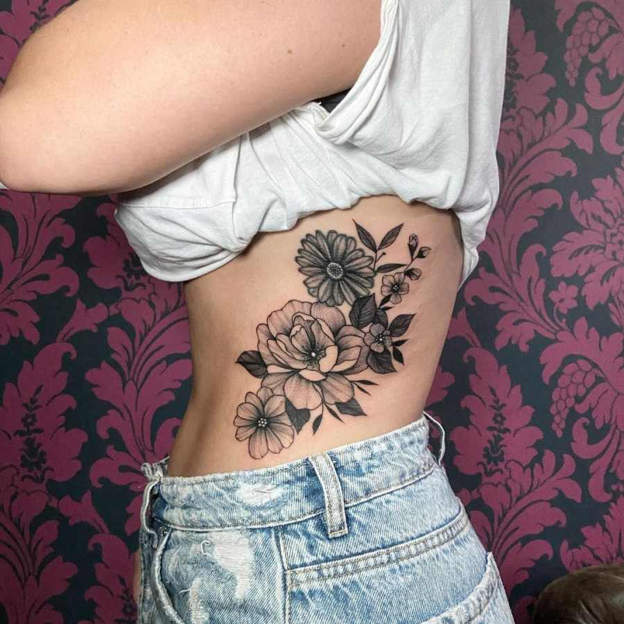 Black Tattoos 2021081704 - The Best Black Tattoos for Meaning and Inspiration