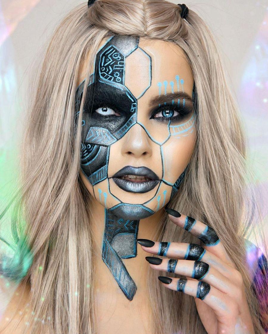 Easy Halloween Makeup 2021091004 - 10+ Easy Halloween Makeup Ideas Anyone Can Do Easily