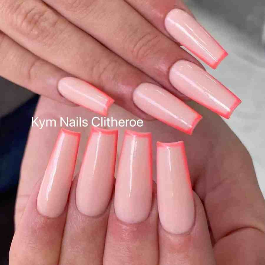 Nude Nails 2021092209 - 18 Nude Nails Help You Create a Stylish Look