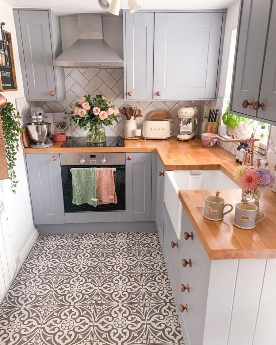 Small Kitchen 2021091703 - Small Kitchen Full of Ideas to Inspire You