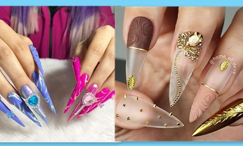 Stiletto Nails-20210912