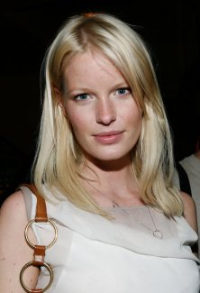"""Caroline Winberg (b.1985) - She is a supermodel from Sweden. She is currently working in television as well, she is one of three hosts for the UK TV show """"The Face"""" (2013). She is also known from Victoria´s Secret Fashion Show. In 2011 Caroline starred in """"Limitless"""" opposite Bradley Cooper."""