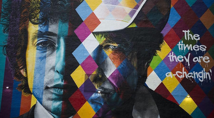 Legends, Bibles, Plagues –  Bob Dylan's Nobel Lecture