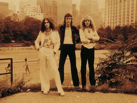 rush group 1974