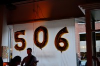 Studio 506's fundraising soiree at UnchARTed in July.