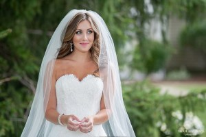 Barbara Rodriguez specializes in bridal makeup.