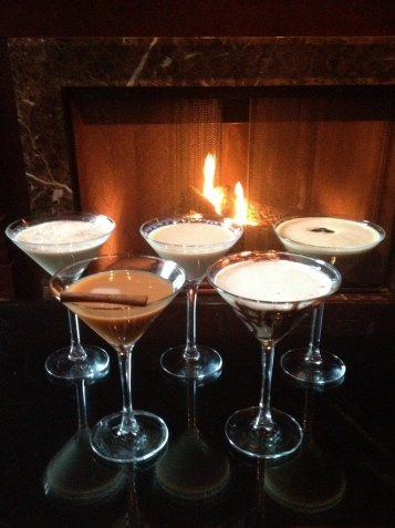 fireside cocktail