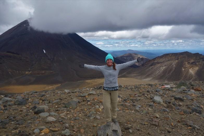 Day 2 - Mount Ngaurahoe