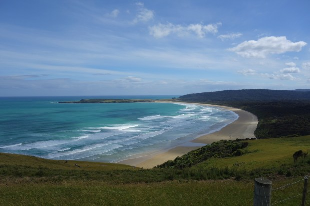 Beaches in the Catlins