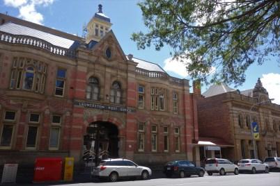Lonny (Launceston) buildings