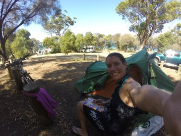 Mayfield Bay free camp