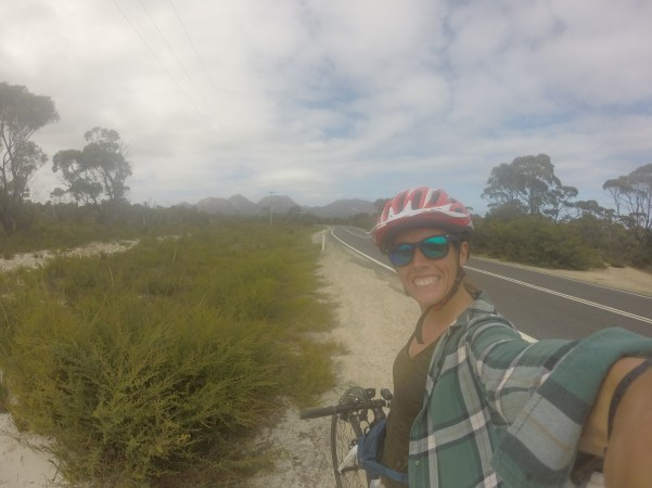 Freycinet Peninsula road
