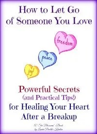 How to Let Go of Someone You Love She Blossoms eBook