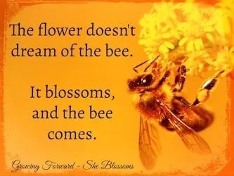 Blossoming Into Your Calling Blossom Tips