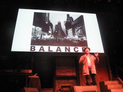 Diane Paulus, Theatre, Theater, TEDx, TED, TEDxBroadway, Dan Gurney, David Drake, Crowdfunding,