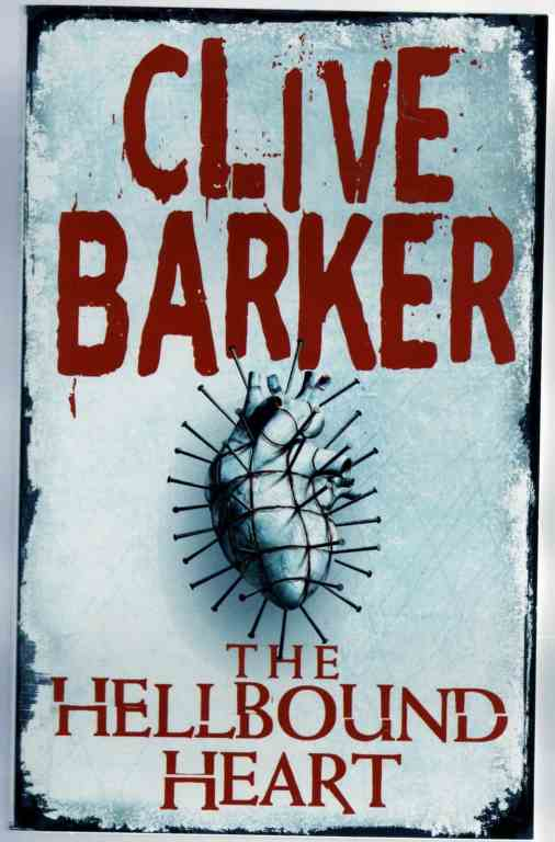 Cover of The Hellbound Heart by Clive Barker