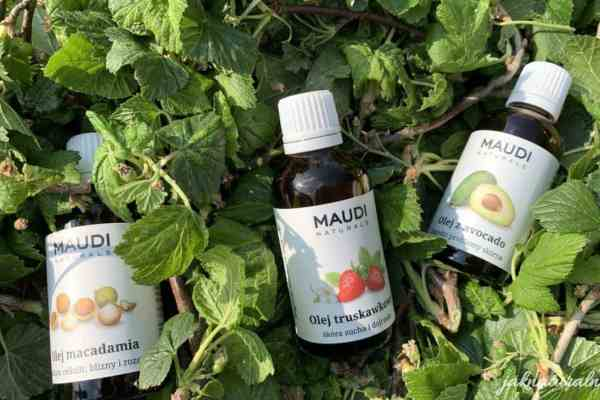 Maudi, new cosmetics in my natural care