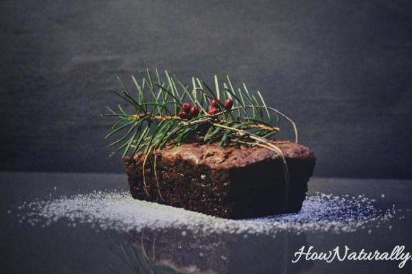 Millet cake, a healthy cake perfect for the holidays