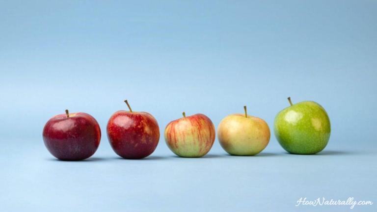 Apple cider vinegar hair rinse | DIY no waste