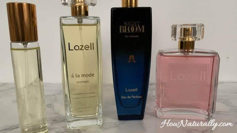 Lazell, new perfumes in my collection